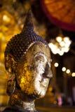 Testa di Buddha Fotografie Stock