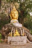 Testa di Buddha Fotografia Stock