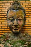 Testa di immagine del Buddha Immagini Stock Libere da Diritti