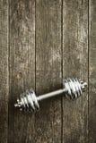 Testa di legno del ferro Fotografie Stock Libere da Diritti