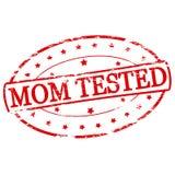 Testad mamma Royaltyfri Bild