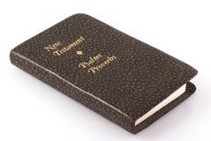 Testament neuf. image stock