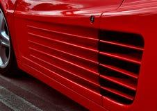Testarossa de Ferrari Imagens de Stock Royalty Free