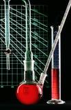 Teste-câmara de ar química Imagem de Stock Royalty Free