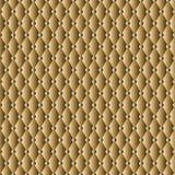 Teste padrão à moda sem emenda Triângulos e círculos Imagens de Stock Royalty Free