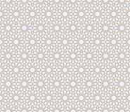 Teste padrão árabe Fotos de Stock