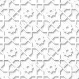 Teste padrão árabe 212 Imagens de Stock Royalty Free