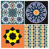 Teste padrão árabe Fotografia de Stock