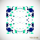 Teste padrão árabe geométrico Fotos de Stock Royalty Free