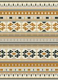 Teste padrão étnico Imagens de Stock Royalty Free