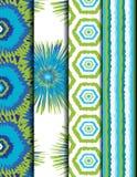 Teste padrão étnico colorido Foto de Stock Royalty Free
