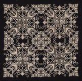 Teste padrão étnico do bordado Fotos de Stock Royalty Free