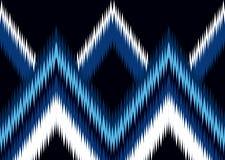 Teste padrão étnico Projeto geométrico do teste padrão para o fundo ou o papel de parede Fotos de Stock