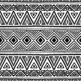Teste padrão étnico sem emenda Imagem de Stock Royalty Free