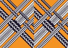 Teste padrão étnico Teste padrão geométrico projete para o fundo e o papel de parede, o teste padrão da roupa, e o envolvimento Foto de Stock Royalty Free