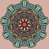 Teste padrão 02 da simetria Foto de Stock Royalty Free