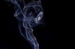 Teste padrão 1 do fumo Fotografia de Stock