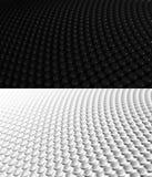 teste padrão 1 do fundo da esfera 3D Imagem de Stock