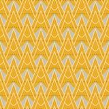 teste padrão 1930 geométrico moderno com triângulos Fotos de Stock Royalty Free