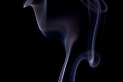 Teste padrão 3 do fumo Fotografia de Stock Royalty Free