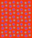 Teste padrão abstrato Imagem de Stock