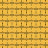 Teste padrão abstrato Imagens de Stock Royalty Free