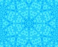 Teste padrão abstrato azul ilustração royalty free