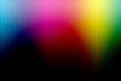 Teste padrão abstrato colorido do fundo Fotos de Stock