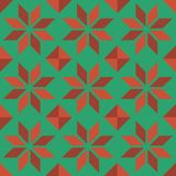 Teste padrão abstrato colorido sem emenda do fundo do vetor ilustração stock
