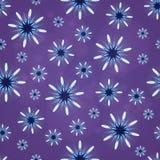 Teste padrão abstrato com figuras lilás Foto de Stock