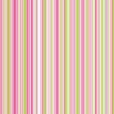 Teste padrão abstrato com listras coloridas Fotografia de Stock