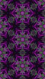 Teste padrão abstrato cor-de-rosa escuro Foto de Stock Royalty Free