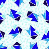 Teste padrão abstrato da cor Ilustração Royalty Free