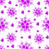 Teste padrão abstrato da cor Ilustração Stock