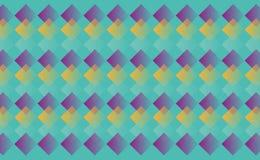 Teste padrão abstrato da cor Foto de Stock
