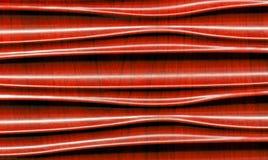 Teste padrão abstrato de madeira Imagem de Stock Royalty Free