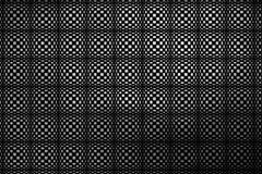 Teste padrão abstrato de prata moderno Shinning da textura da dinâmica quadriculado criativa original Elemento do projeto ilustração do vetor