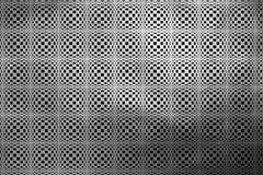 Teste padrão abstrato de prata moderno Shinning da textura da dinâmica quadriculado criativa original Elemento do projeto ilustração royalty free