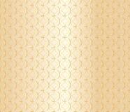 Teste padrão abstrato do círculo Ilustração Royalty Free
