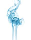 Teste padrão abstrato do fumo Foto de Stock