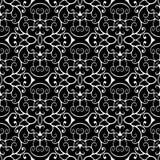Teste padrão abstrato do laço ilustração royalty free