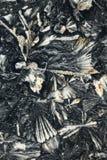 Teste padrão abstrato dos cristais imagem de stock