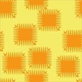 Teste padrão abstrato dos quadrados fotos de stock