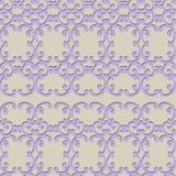 Teste padrão abstrato floral da textura do projeto Foto de Stock