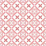 Teste padrão abstrato geométrico Imagem de Stock