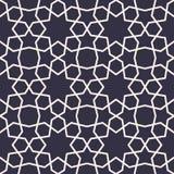 Teste padrão abstrato no estilo árabe Fotografia de Stock