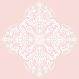 Teste padrão abstrato oriental Imagem de Stock