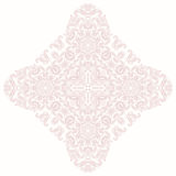Teste padrão abstrato oriental Imagens de Stock Royalty Free