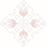 Teste padrão abstrato oriental do vetor Fotos de Stock Royalty Free