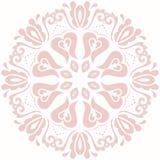 Teste padrão abstrato oriental do vetor Imagens de Stock Royalty Free